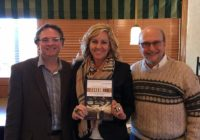 Pictured: Dana Gower (L) and Lion Paul Dean (R) with Alisha Ramsey, TV Host, Video Producer, Storyteller & Flea Market Junkie. Alisha is founder of amraleigh.com and contributed to both the design/layout of The Careering Book and is a big supporter of The Careering Movement.