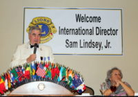 International Director Sam Lindsey, Jr. presents keynote address at the 2017 Mid-Winter Convention in Greenville, NC