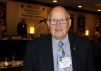 Lion Larry Jordan at the 2017 NC Lions State Convention