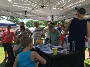 Free Vision Screenings at Latino Festival